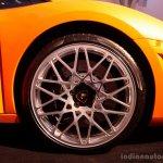 Lamborghini India Serie alloys