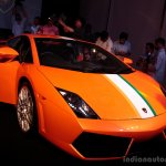 Lamborghini India Serie front side