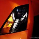 Lamborghini India Serie headlights