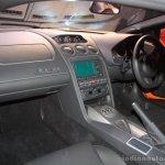 Lamborghini India Serie interior