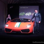 Lamborghini India Serie launch