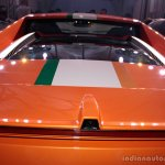 Lamborghini India Serie rear