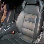 Lamborghini India Serie seats