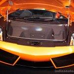 Lamborghini India Serie trunk