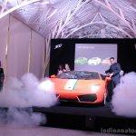 Lamborghini India Serie unveil