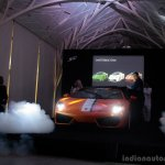 Lamborghini India Serie unveil