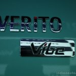 Mahindra Verito Vibe badge