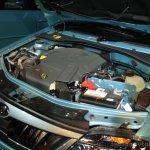 Mahindra Verito Vibe engine compartment