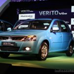 Mahindra Verito Vibe front three quarters