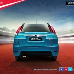 Mahindra Verito Vibe official image rear