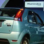 Mahindra Verito Vibe rear quarter view