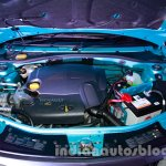 Mahindra Vibe engine bay