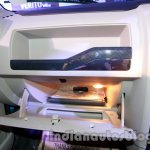 Mahindra Vibe glovebox