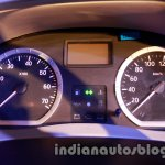 Mahindra Vibe instrument cluster