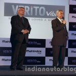 Mahindra Vibe launch Interview