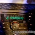 Mahindra Vibe stereo system