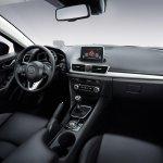 Mazda3 dashboard