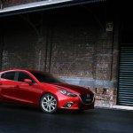Mazda3 side profile