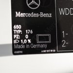 Mercedes A Class A180 Made in Germany