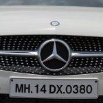 Mercedes A Class A180 diamond grill