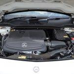 Mercedes A Class A180 engine