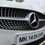 Mercedes A Class A180 front grill