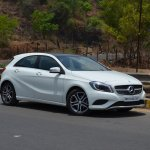 Mercedes A Class A180 front three quarter