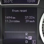 Mercedes A Class A180 fuel economy