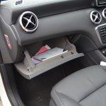 Mercedes A Class A180 glovebox