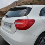 Mercedes A Class A180 rear pillar