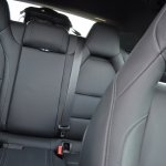 Mercedes A Class A180 rear seat back