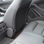 Mercedes A Class A180 rear seat minimum legroom