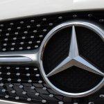 Mercedes A Class Mercedes symbol