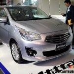 Mitsubishi Attrage front