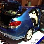 Mitsubishi Attrage in Cerulean Blue Mica