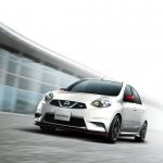 Nissan Micra:March NISMO front