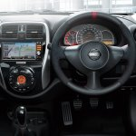 Nissan Micra:March NISMO interior