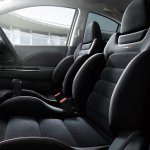 Nissan Micra:March NISMO seats
