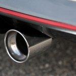Nissan Sunny NISMO exhaust
