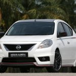 Nissan Sunny NISMO front