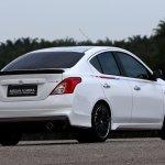 Nissan Sunny NISMO rear