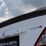 Nissan Sunny NISMO spoiler