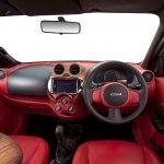 Nissan Sunny based DC Lounge dashboard