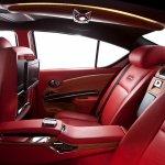 Nissan Sunny based DC Lounge rear seats