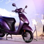 Purple Honda Activa-I