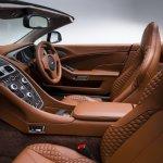 RHD version of the Aston Martin Vanquish Volante