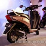 Rear three quarter of the Honda Activa-I