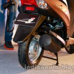 Silencer of the Honda Activa-I