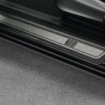 Skoda Roomster Noire sill plates