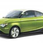 Suzuki G70 Concept small car